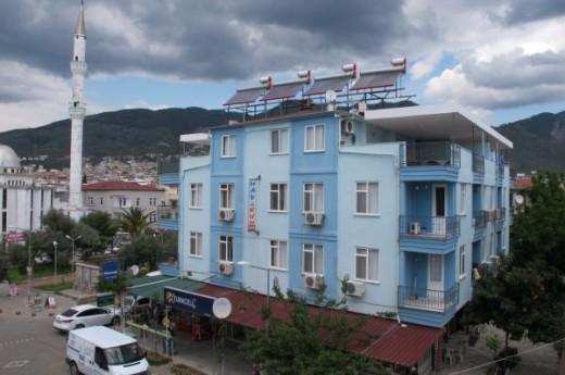 Mavi Kum Apart Pansiyon