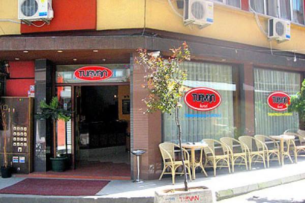Turvan Hotel Sirkeci
