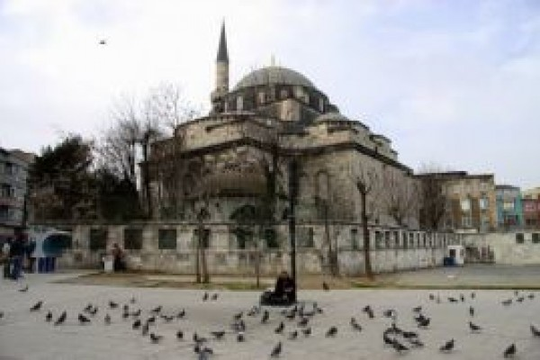 Gazi Atik Ali Pa�a Camii