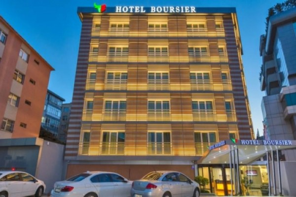 Hotel Boursier İstanbul