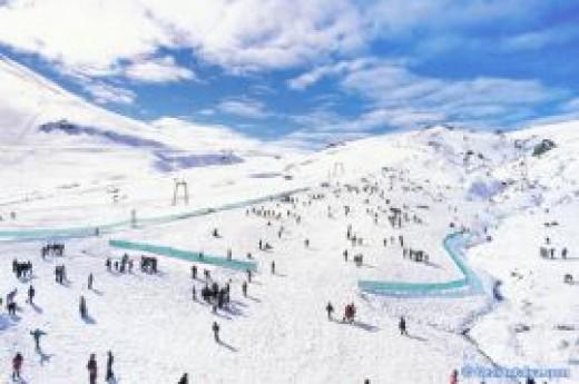 Sakl�kent Kayak Merkezi