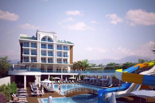 Palm World Side Resort