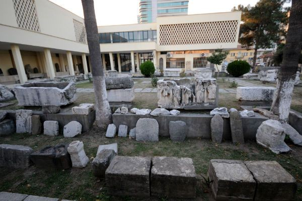 Adana Arkeoloji M�zesi