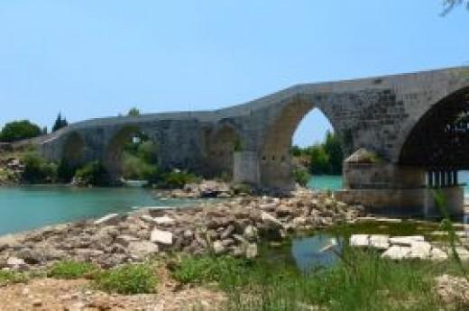 Aspendos K�pr�s�