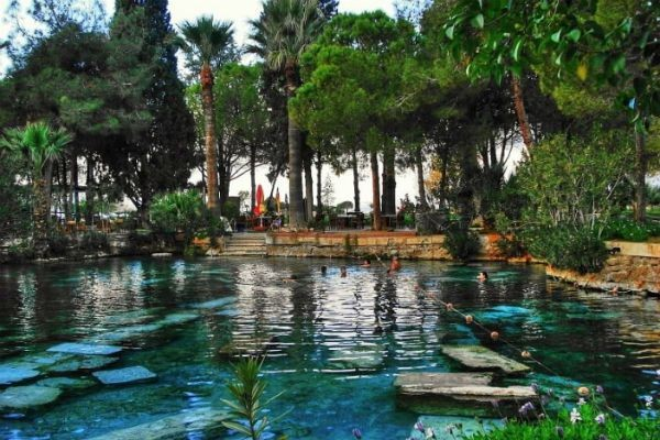 Pamukkale Antik Havuz