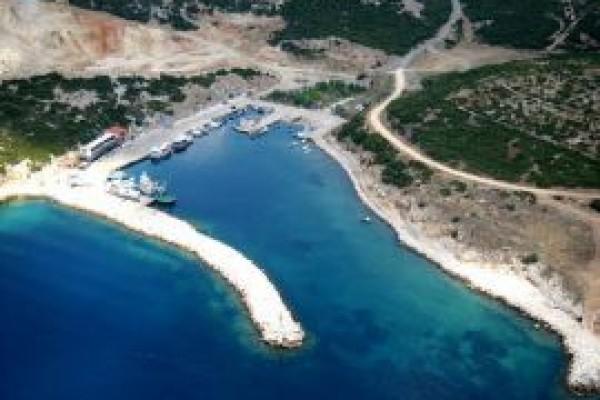 Edirne Saroz İbrice Limanı