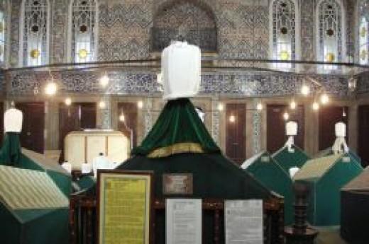 Ey�p Sultan T�rbesi