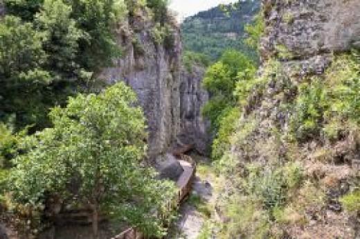 Tokatl� Kanyonu