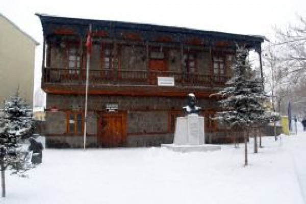 Gazi Ahmet Muhtar Pa�a Kona��