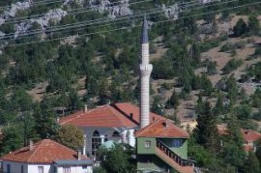 Antalya S�leymaniye Camisi