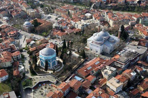 Bursa Ye�il Cami