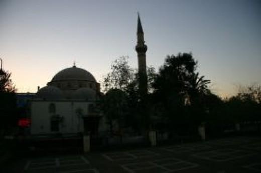 Tekeli Mehmet Pa�a Camii