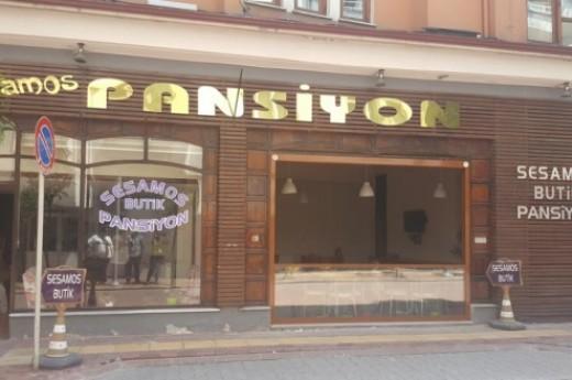Sesamos Pansiyon