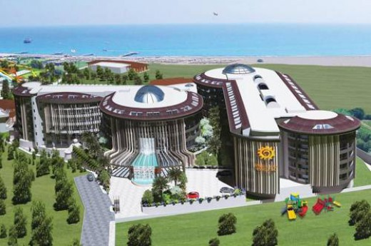 Sunmelia Beach Resort Hotel
