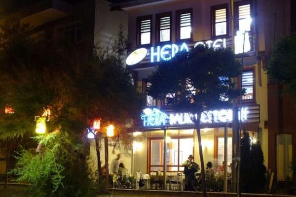 Hera Otel Restoran