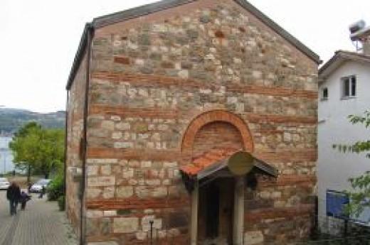 Amasra K���k Kilise