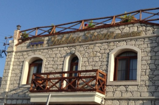 Golden Stone Butik Otel