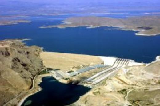 Keban Baraj G�l�