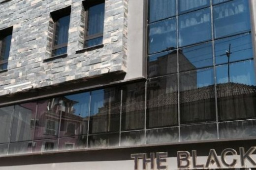The Black Hotel Eski�ehir