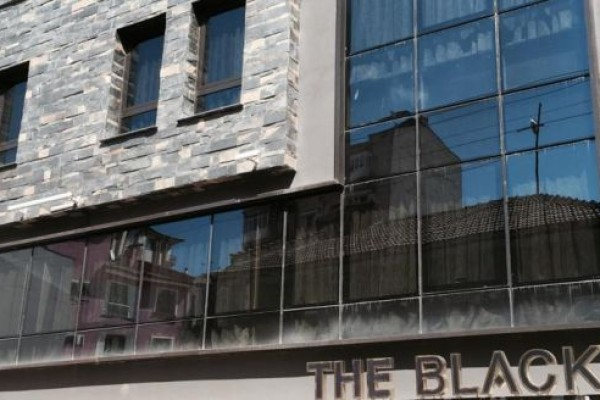 The Black Hotel Eski�ehir
