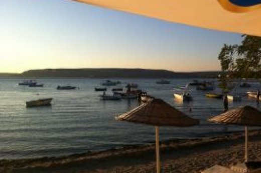 Dardanos Plaj�
