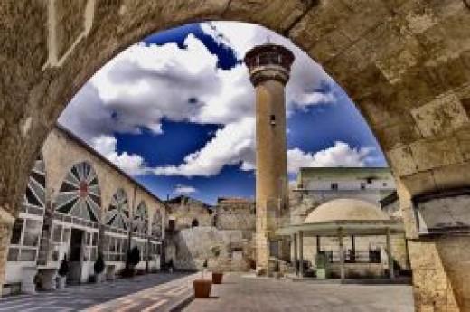 Ali Nacar Camii