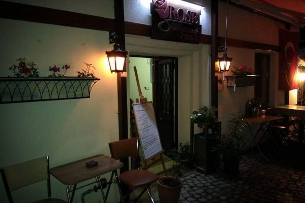 Rose Pansiyon & Cafe S��ac�k