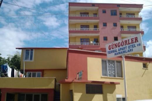 G�ng�rler Termal Otel