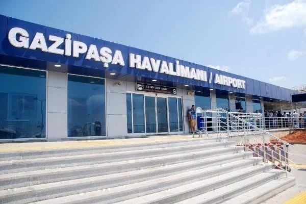 Alanya Gazipa�a Havaliman�