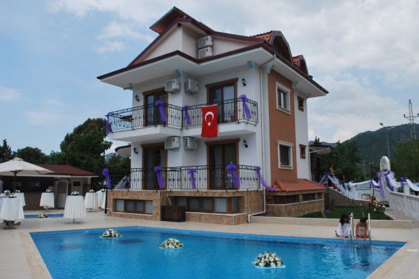 Funda Otel G�cek