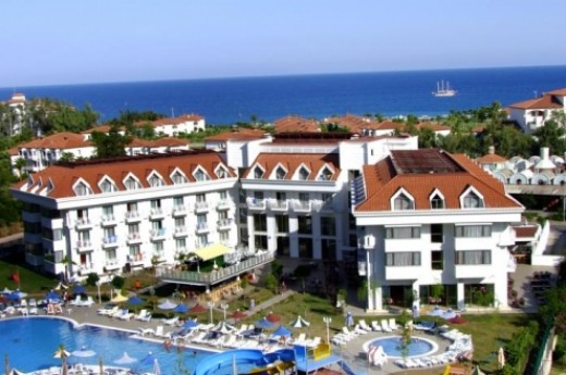 Grand Mir Amor Hotel