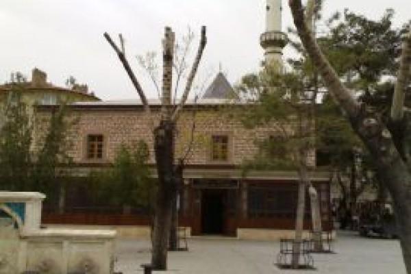 �emsi Tebrizi Camii ve T�rbesi