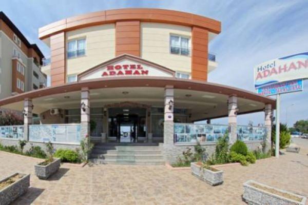 Adahan Hotel G�m�ld�r