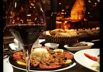 Manzara Restaurant Kapadokya