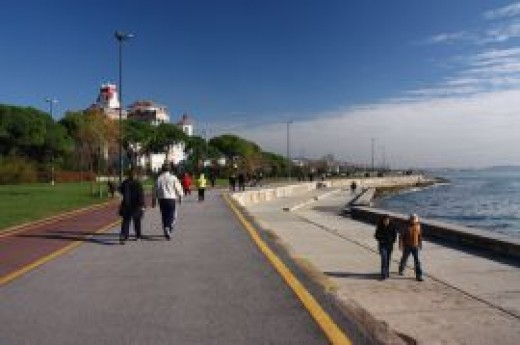 Caddebostan Sahil Park�