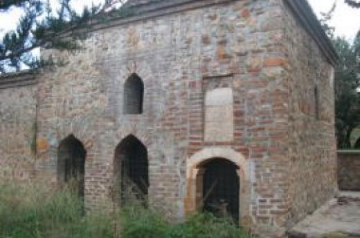 Akbe�e Sultan Mescidi