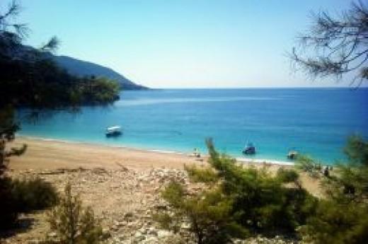 Fethiye Cennet Koyu