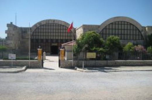 Pamukkale Hierapolis Arkeoloji M�zesi