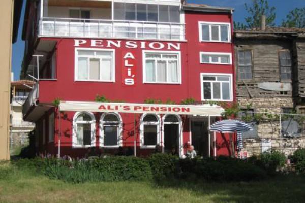 Ali's Pension