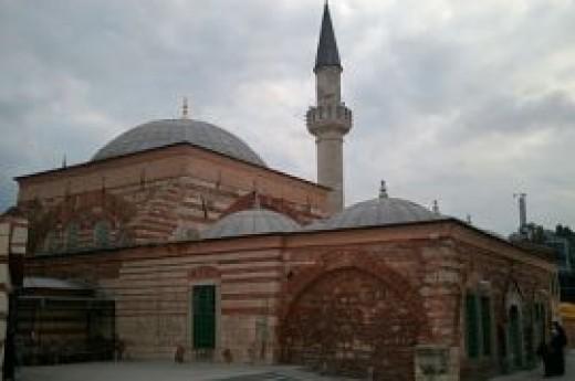 Ahi �elebi Camii