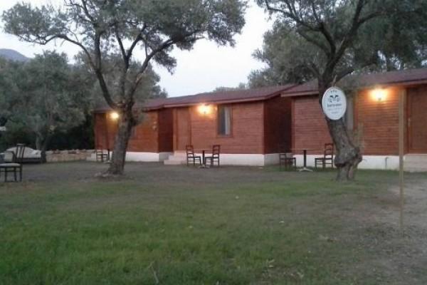 Kuruyanos Ağaç Evleri
