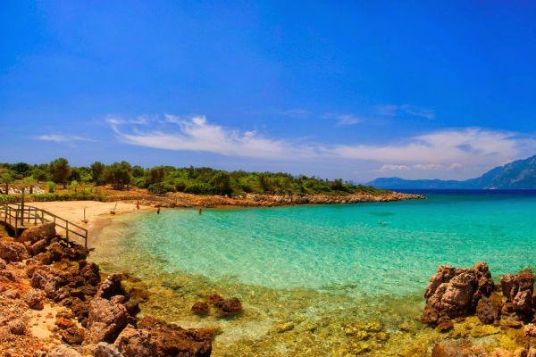 Marmaris Kleopatra Plajı