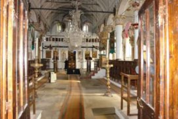 Bozcaada Meryem Ana Kilisesi