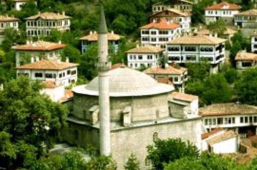 K�pr�l� Mehmet Pa�a Camii