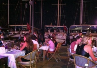 Nil Bal�k Restaurant