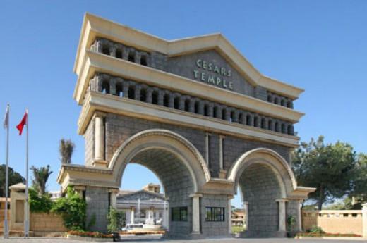 Cesar Temple Antalya Cesars Temple Belek