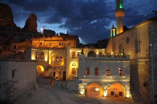 A�k-� Derun Hotel