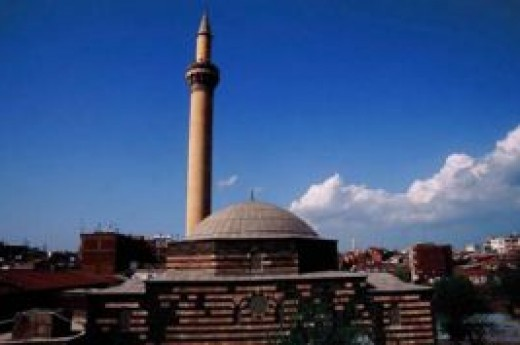 Melik Ahmet Pa�a Camii