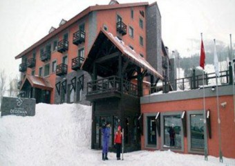 Dedeman Paland�ken Ski Lodge