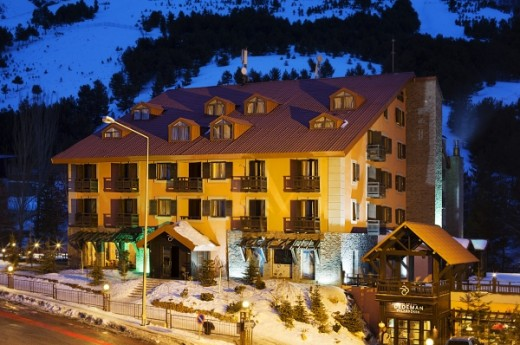 Dedeman Paland�ken Ski Lodge
